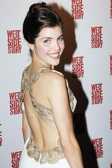 West Side Story opening – Josefina Scaglione