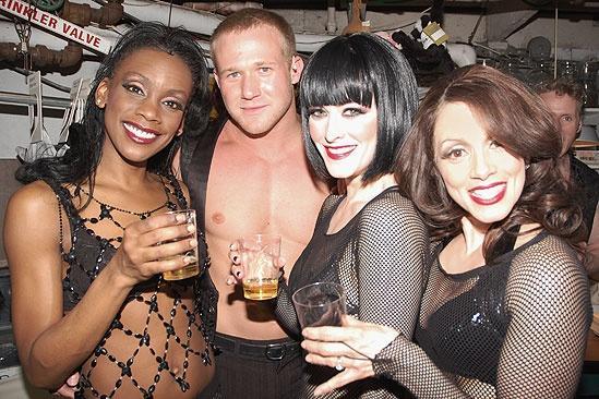 Chicago Seventh Longest Show on Broadway – Nicole Bridgewater – Jason Patrick Sands – Dylis Croman – Donna Marie Asbury