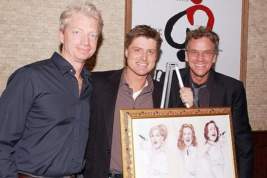 Mamma Mia! portrait at Tony's Di Napoli – Ben Livingston – Sean Allan Krill – Pearce Bunting