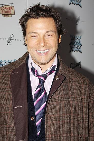 Rock of Ages Opening – Rocco DiSpirito