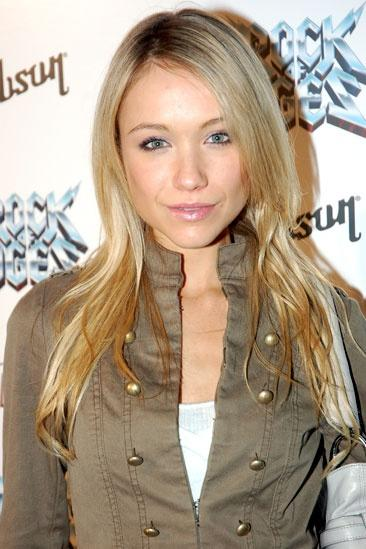 Rock of Ages Opening – Katrina Bowden