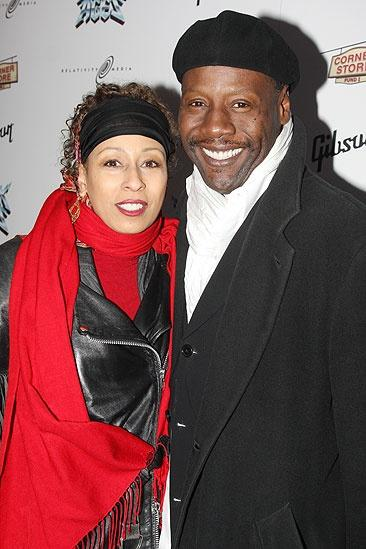 Rock of Ages Opening  Tamara Tunie  Gregory Generet