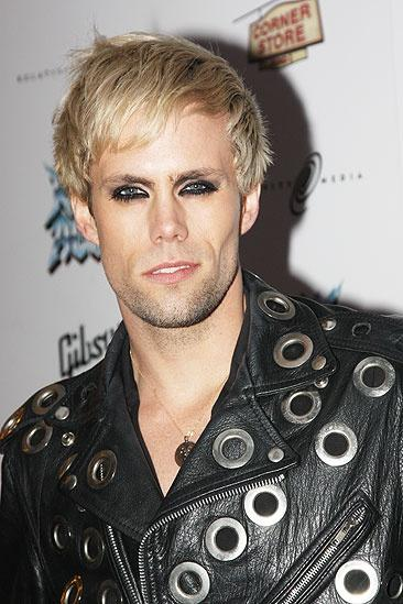Rock of Ages Opening  Justin Tranter