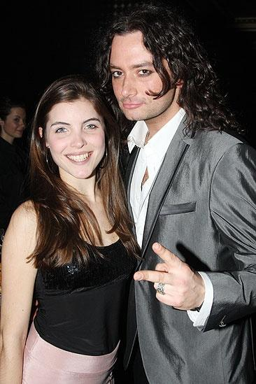 Rock of Ages Opening – Josefina Scaglione – Constantine Maroulis