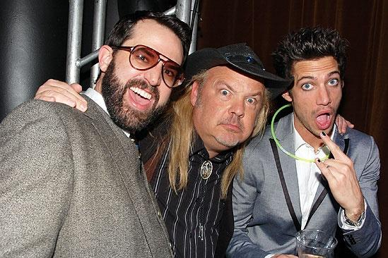 Rock of Ages Opening – Chris D'Arienzo – Kyle Gass – James Carpinello