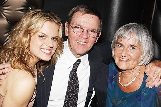 Rock of Ages Opening – Amy Spanger – dad – mom
