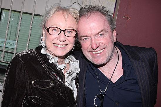 Rock of Ages Opening Night – Jane Greenwood – Tom Watson