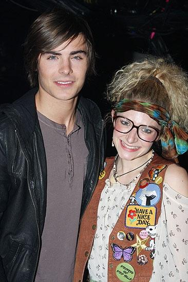 Zac Efron at Rock of Ages – Zac Efron – Lauren Molina