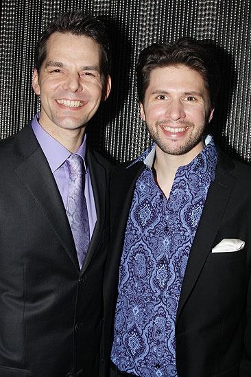 Next to Normal Opening Night – J. Robert Spencer – Louis Hobson