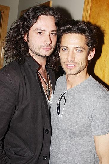 Rock of Ages Cast Recording – Constantine Maroulis – James Carpinello