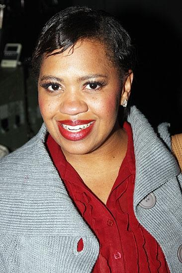 Michelle Williams and Chandra Wilson at Chicago – Chandra Williams