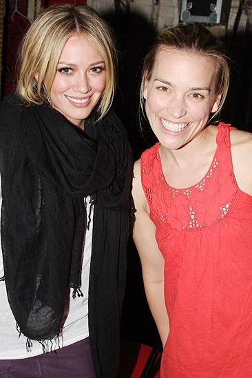 Hilary Duff at Reasons to be Pretty – Hilary Duff – Piper Perabo