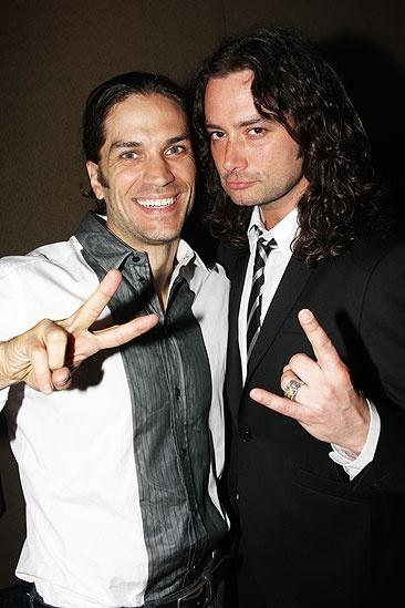 2009 Drama League Awards – Will Swenson – Constantine Maroulis