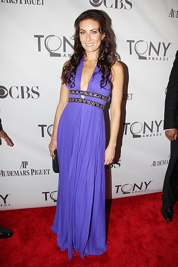 2011 Tony Awards Red Carpet – Laura Benanti
