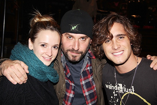 Diego Boneta at <i>Rock of Ages</i> - Emily Padgett – Adam Dannheiser – Diego Boneta