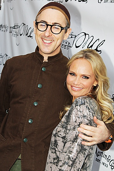 Once opening night – Alan Cumming – Kristin Chenoweth