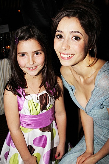 Once opening night – Claire Candela – Cristin Milioti
