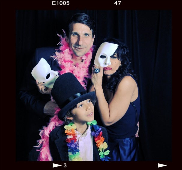 2012 Audience Choice Awards Photo Booth  - Tommy Costanzo – Luca – Daphne Rubin-Vega