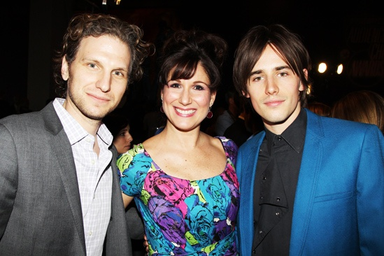 Audience Choice Awards- Sebastian Arcelus- Stephanie J. Block- Reeve Carney