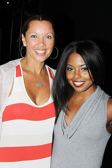 Vanessa Williams Visits Bring It On – Vanessa Williams – Adrienne Warren
