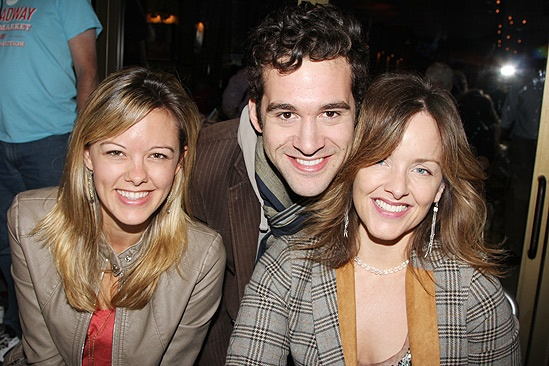 Broadway Flea Market -  Kate Rockwell –Adam Chanler-Berat- Alice Ripley