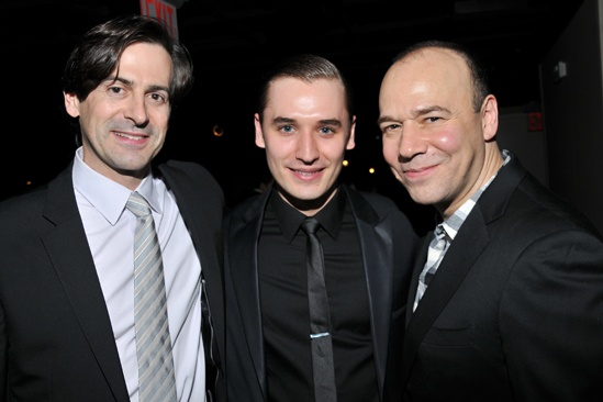 Golden Boy – opening night – Greg Naughton – Seth Numrich – Danny Burstein