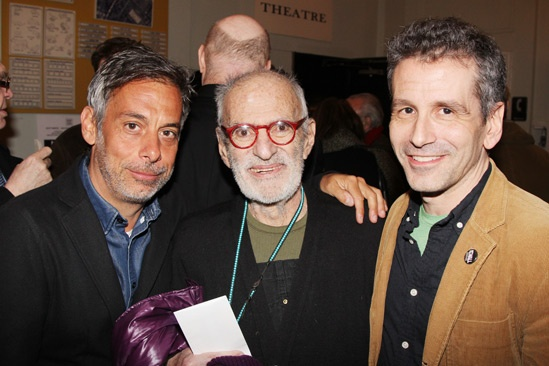 Hit the Wall- Joe Mantello- Larry Kramer- David Cromer