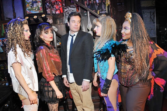 Rock of Ages - Cassie Silva - Neka Zang - Jimmy Fallon - Tessa Alves - Teresa Stanley