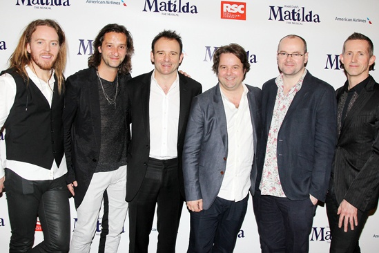 Matilda – Opening Night – Tim Minchin – Rob Howell – Matthew Warchus – Chris Nightingale – Dennis Kelly – Hugh Vanstone