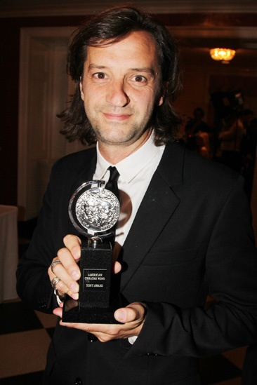 2013 Tony Awards Winner's Circle – Rob Howell