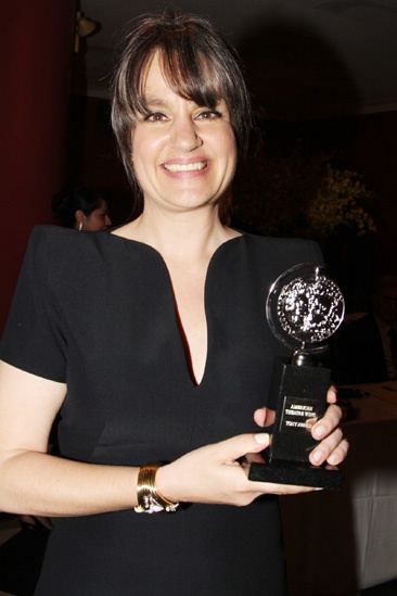 2013 Tony Awards Winner's Circle – Pam MacKinnon