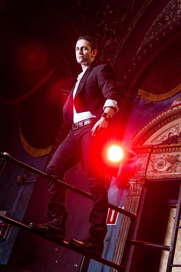 <I>Cabaret</I>: Cast Photos - Evan D. Siegel
