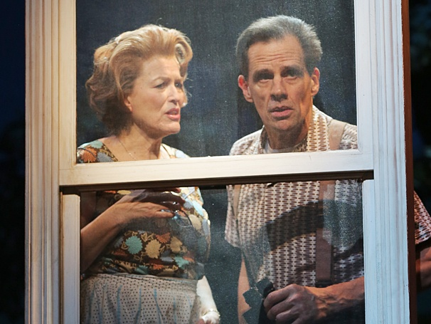 The Bridges of Madison County - Show Photos - Cass	Morgan - Michael X .Martin