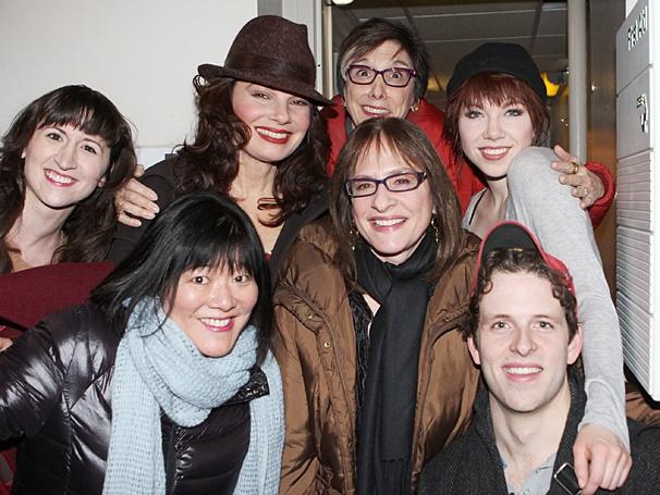 Cinderella - Patti Lupone - OP - Kendal Hartse - Ann Harada - Fran Drescher - Patti Lupone - Carly Rae Jepsen - Joe Carroll