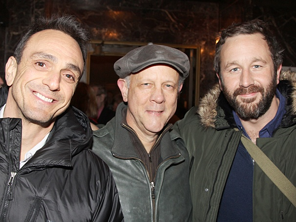 All The Way - Opening - OP - 3/14 - Hank Azaria - Jim Ortlieb - Chris O'Dowd