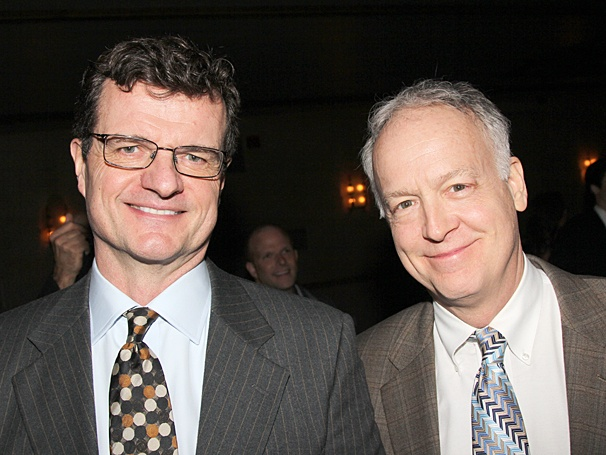 Roundabout Gala - Sam Mendes - OP - 3/14 - Michael Cumpsty - Reed Birney
