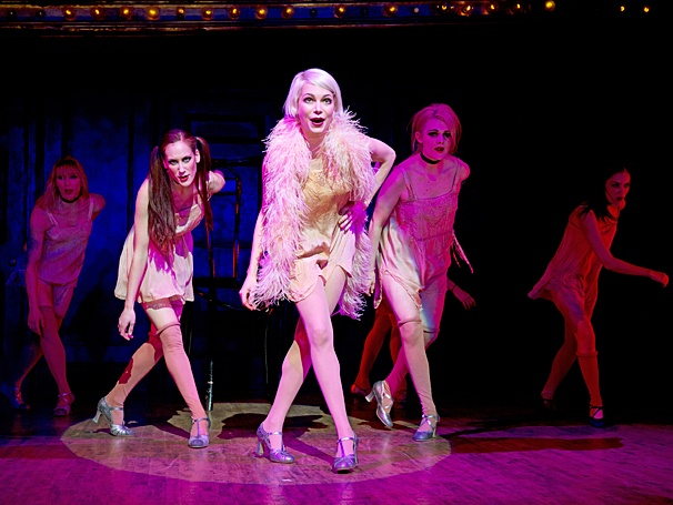 Cabaret - SHow Photos - Michelle Williams