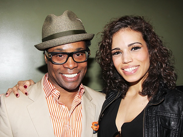 Beautiful - Actors Fund Performance - OP - 4/14 - Billy Porter - Ciara Renee