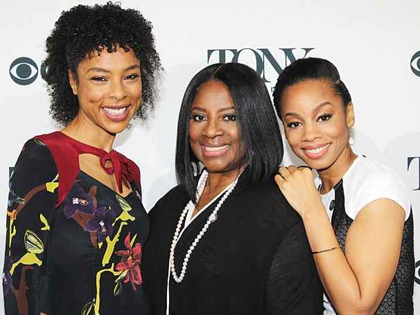 Meet the Nominees – OP – 4/14 – Sophie Okonedo - LaTanya Richardson Jackson - Anika Noni Rose