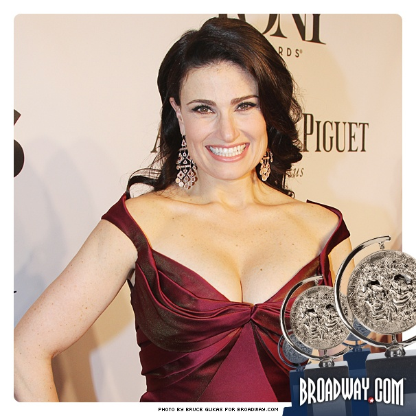 Tony Awards - OP - 6/14 - Idina Menzel