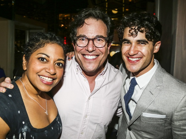 whatamidoingwithmylife - Pics and gifs of Darren in Hedwig and the Angry Inch on Broadway. 9.210676