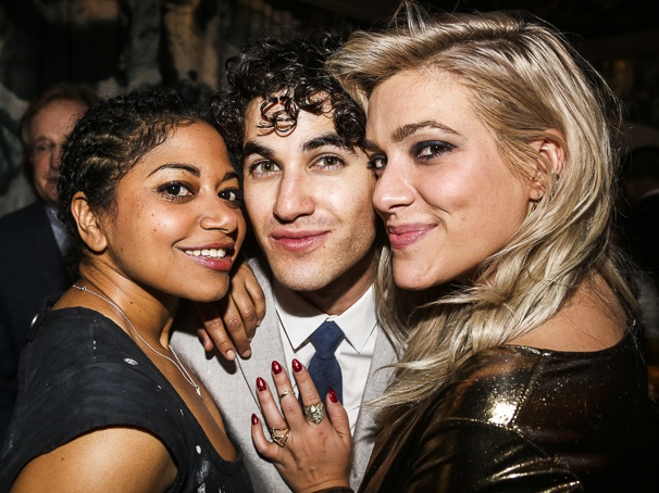 whatamidoingwithmylife - Pics and gifs of Darren in Hedwig and the Angry Inch on Broadway. 9.210681