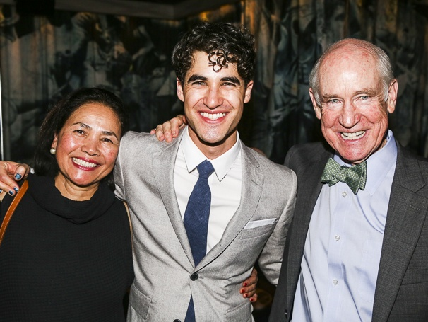whatamidoingwithmylife - Pics and gifs of Darren in Hedwig and the Angry Inch on Broadway. 9.210686