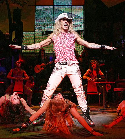 Rock of Ages - Show Photo - James Carpinello