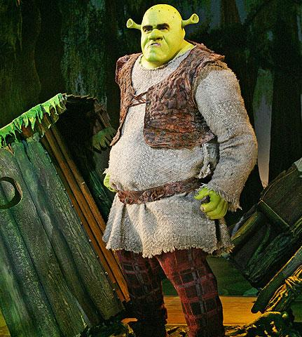 Shrek the Musical - Brian d'Arcy James