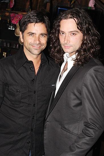 John Stamos at Rock of Ages - John Stamos - Constantine Maroulis