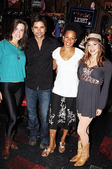 John Stamos at Rock of Ages - Katherine Tokarz - John Stamos - Bahiyah Sayyed Gaines - Angel Reed