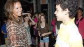 Vanessa Williams at Billy Elliot - Vanessa Williams - David Alvarez (talking)