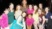 Vanessa Williams at Billy Elliot - ballet girls - Vanessa Williams