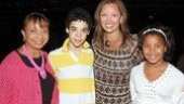Vanessa Williams at Billy Elliot - Vanessa Williams - daugher - mom - David Alvarez